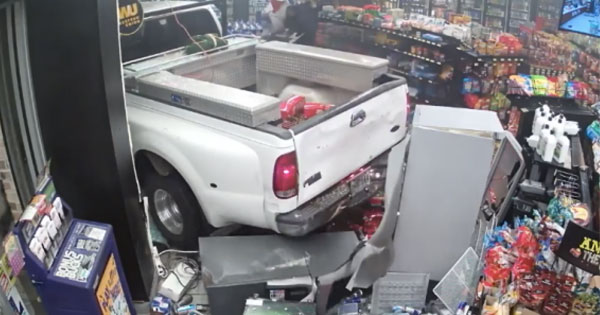 Man With Diarrhea Rammed Truck Into Convenient Store Because He Badly Needed Roll of Toilet Paper