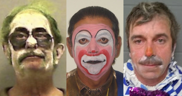 3 TEXAS CLOWNS ACCUSED OF TERRORIST PLOT FOR PLANNING TO THROW CREAM PIES AT DONALD TRUMP DURING RALLY