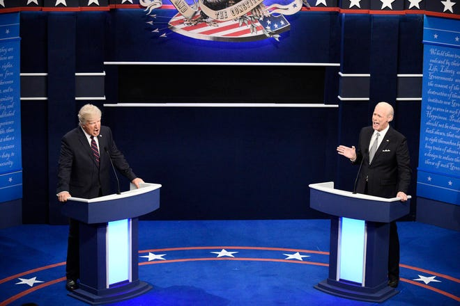 First Presidential Debate Cold Open – SNL