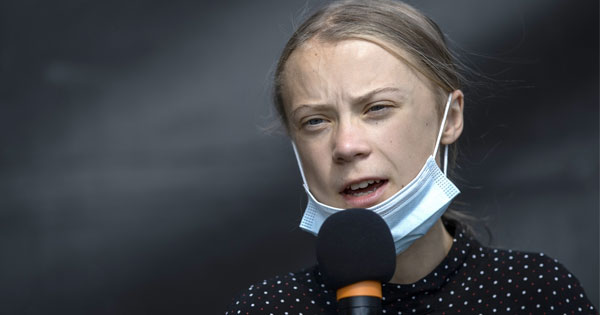 """GRETA THUNBERG: """"CORONAVIRUS IS THE BEST THING TO HAPPEN TO THE PLANET SINCE THE BUBONIC PLAGUE"""""""