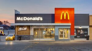 Closest McDonald's Franchise to the White House Files Bankruptcy