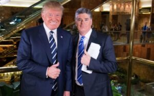 Despondent Sean Hannity Can't Believe the Confederacy Is Without a President Again