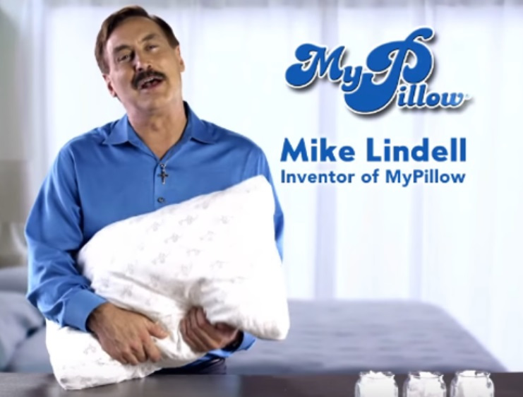 MyPillow Guy Gonna Be Governor Of Minnesota Just As Soon As Trump Is Re-Elected