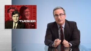 Tucker Carlson: Last Week Tonight with John Oliver