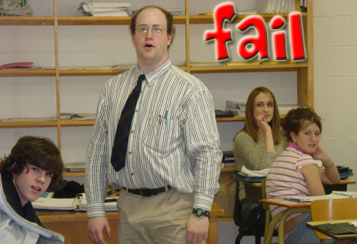 MAN WHO GOT D- IN HIGH SCHOOL SCIENCE CLASS HAS STRONG OPINIONS ON FAUCI'S PERFORMANCE